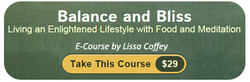 Balance and Bliss eCourse with Lissa Coffey