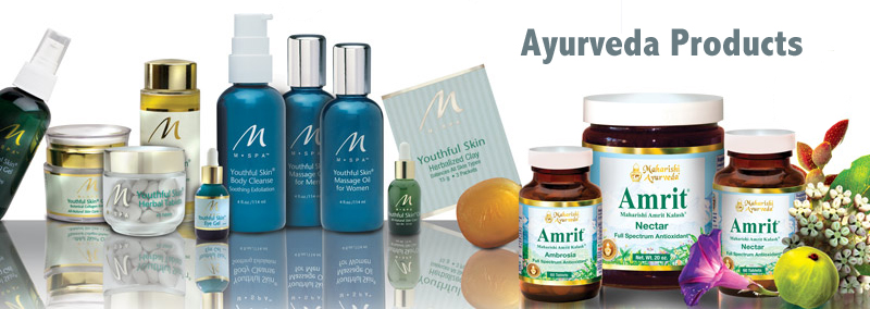 Ayurveda Products endorsed by Lissa Coffey, The Dosha Diva
